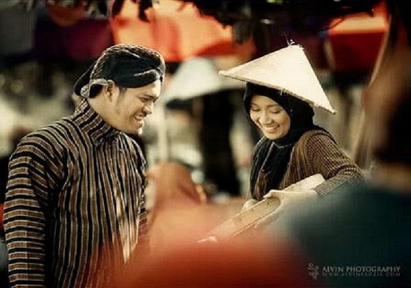 ilustrasi menikah maka keajaiban © alvin photography