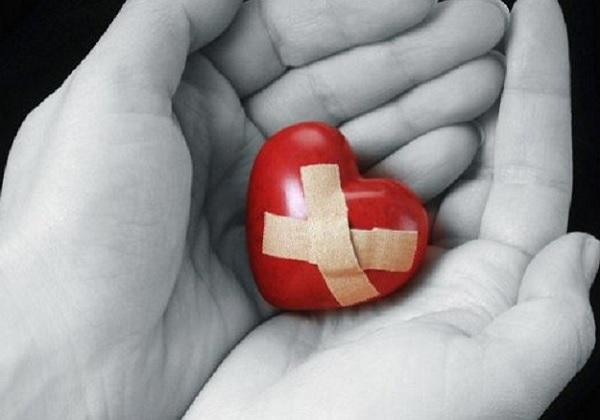 ilustrasi patah hati © iberita.com