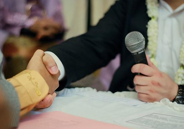 ilustrasi akad nikah © kaskus