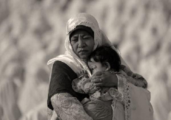 ilustrasi kasih sayang ibu © bintangmeteor.com
