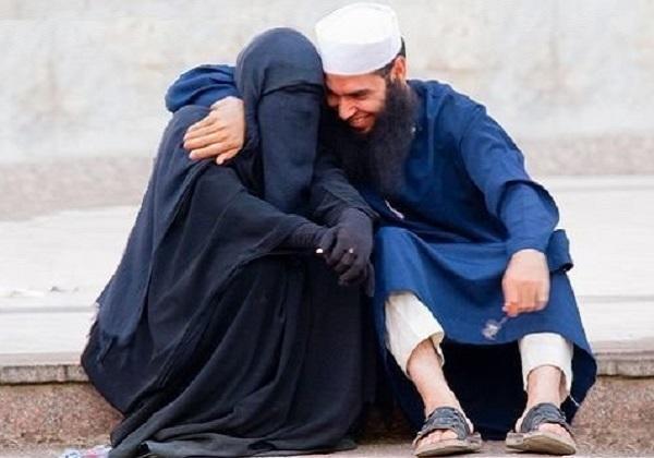 Suami istri muslim