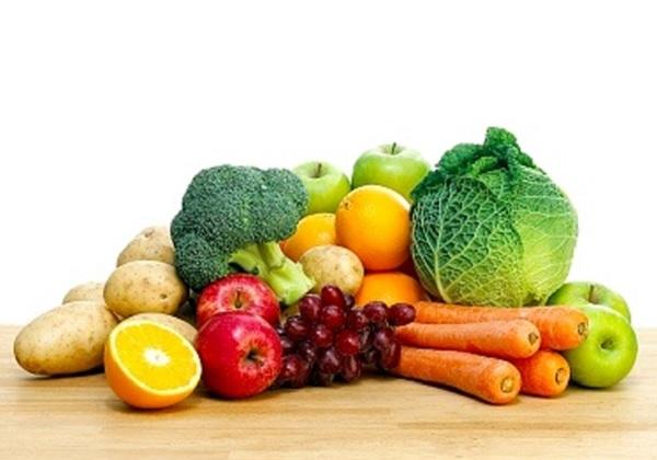 sayur dan buah / nuga.co