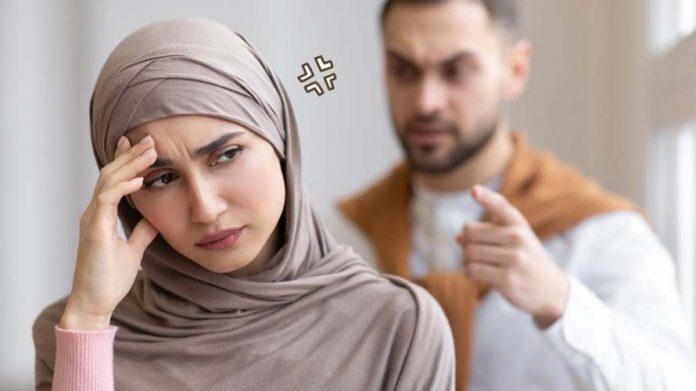 suami membohongi istri